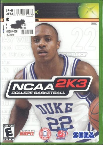 Xbox Ncaa College Basketball 2k3