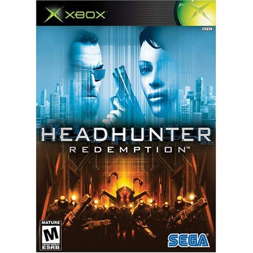 Xbox Headhunter Redemption