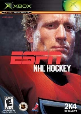 Xbox Espn Nhl Hockey 2k4
