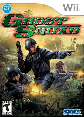Wii Ghost Squad T