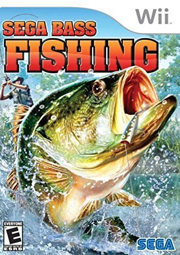 Wii Bass Fishing