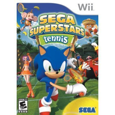 Wii Superstars Tennis E10+