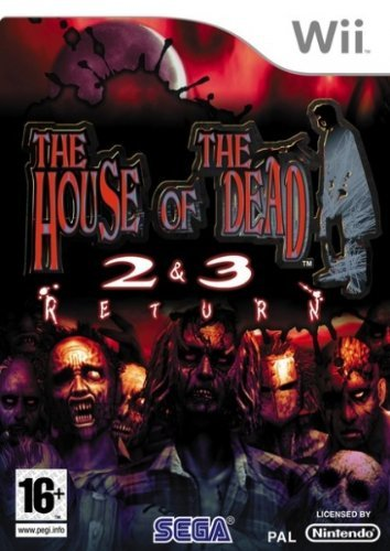 Wii House Of Dead 2 & 3