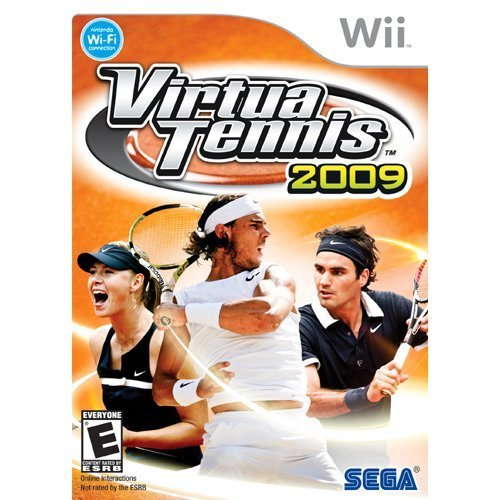 Wii Virtua Tennis 2009