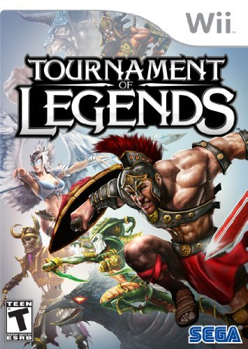 Wii Tournament Of Legends
