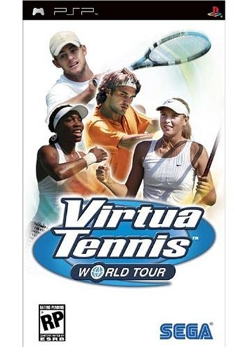 Psp Virtua Tennis