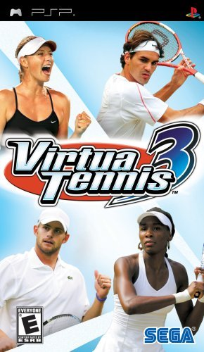 Psp Virtua Tennis 3