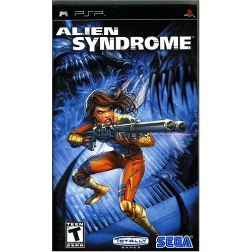 Psp Alien Syndrome