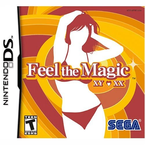 Nintendo Ds Feel The Magic (xy Xx)