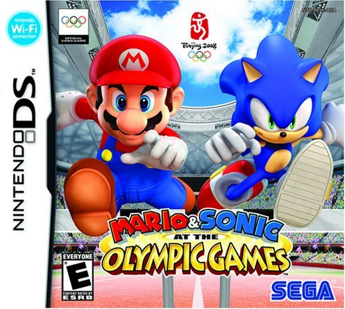 Nintendo Ds Mario & Sonic Olympic Game