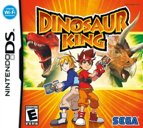 Nintendo Ds Dinosaur King