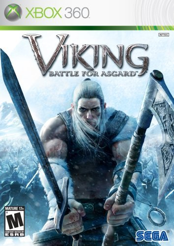 Xbox 360 Viking Battle Of Asgard