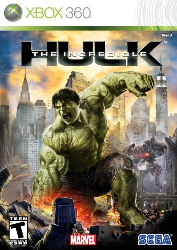 Xbox 360 Incredible Hulk