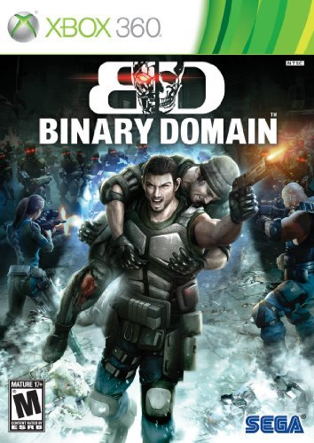 Xbox 360 Binary Domain Sega Of America Inc. M