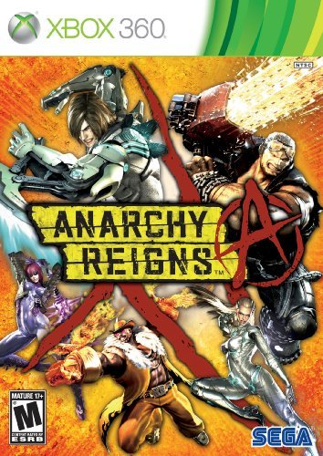 Xbox 360 Anarchy Reigns