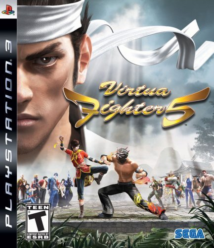 Ps3 Virtua Fighter 5
