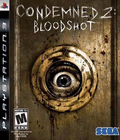 Ps3 Condemned 2 Bloodshot