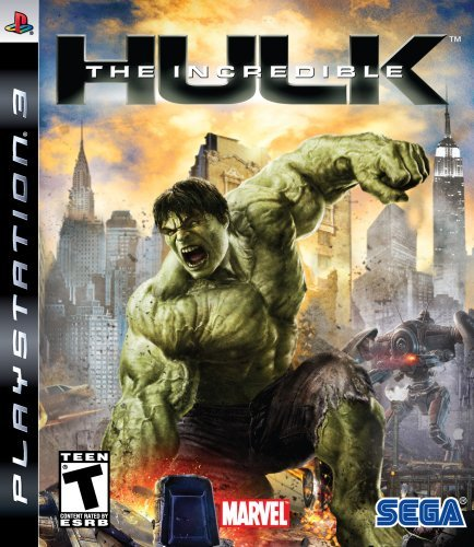 Ps3 Incredible Hulk