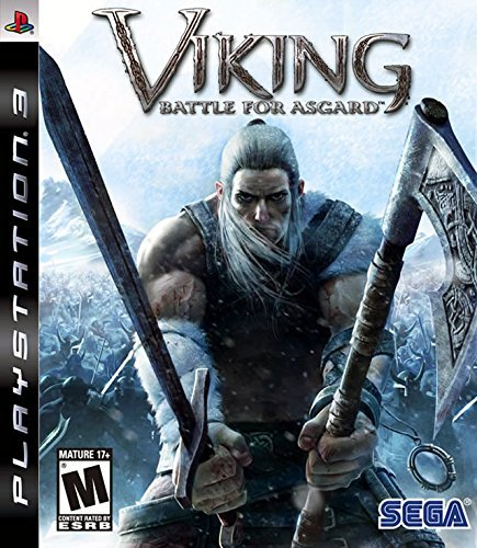 Ps3 Viking Battle Of Asgard M