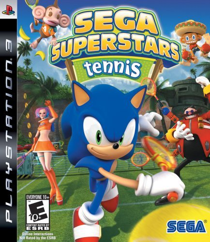 Ps3 Superstars Tennis