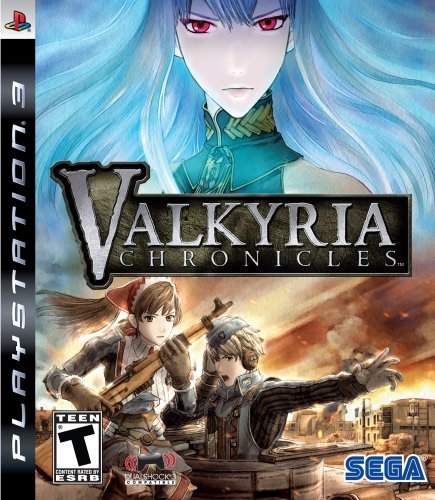 Ps3 Valkyria Chronicles