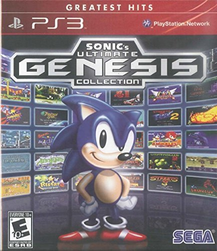 Ps3 Sonic Ultimate Genesis Collect