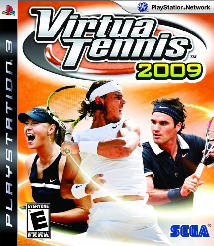 Ps3 Virtua Tennis 2009
