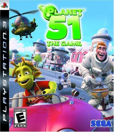 Ps3 Planet 51