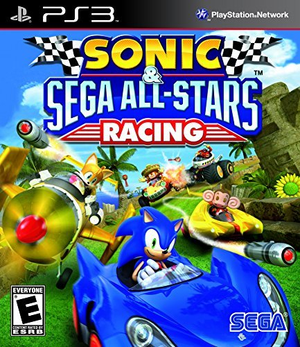 Ps3 Sonic & Sega All Star Racing Sega Of America Inc. E