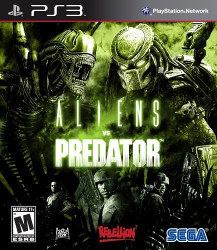 Ps3 Aliens Vs Predator