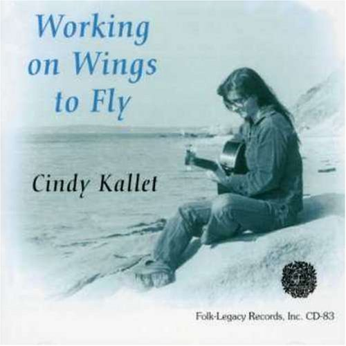 Cindy Kallet Working On Wings To Fly