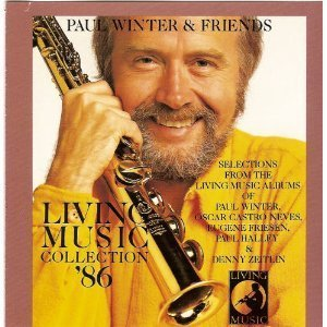 Paul Winter & Friends Living Music Collection