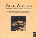 Winter Paul Prayer For The Wild Things