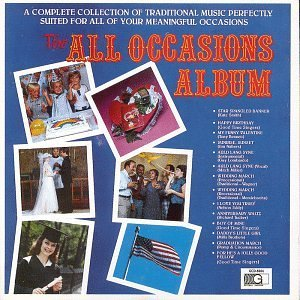 All Occasion Album All Occasion Album