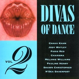 Divas Of Dance Vol. 2 Divas Of Dance Khan Rozalla Brand New Heavies Divas Of Dance