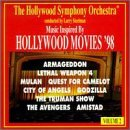 Hollywood Symphony Orchestra Vol. 2 Hollywood Movies '98 Sc