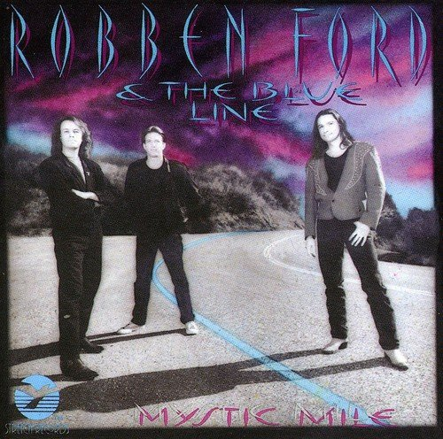 Robben & The Blue Line Ford Mystic Mile Import Ita