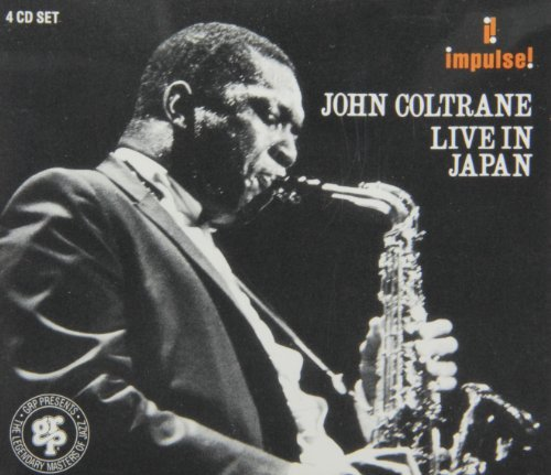 John Coltrane Live In Japan 4 CD
