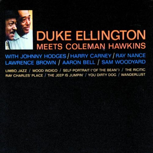 Ellington Hawkins Duke Ellington Meets Cole Hawk