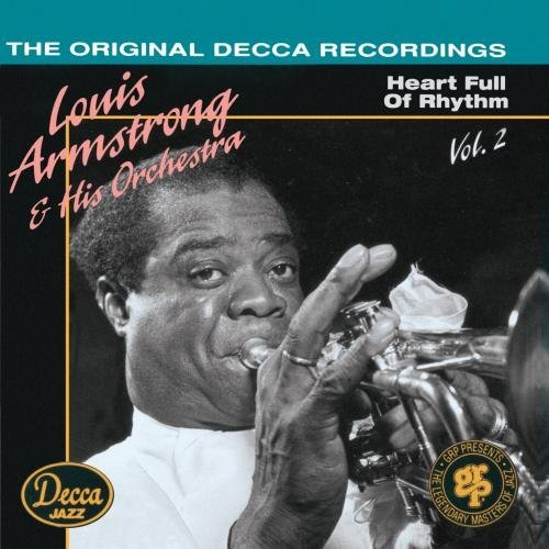 Louis Armstrong Heart Full Of Rhythm