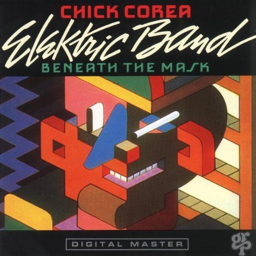 Corea Chick Elektric Band Beneath The Mask