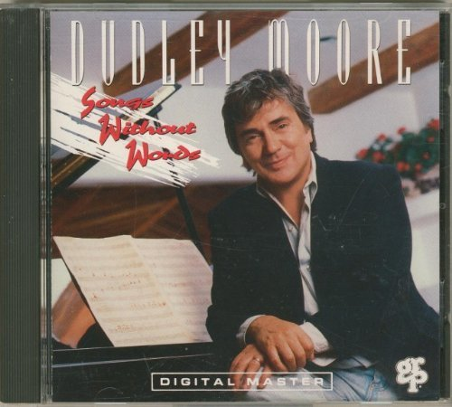 Dudley Moore Songs Without Words