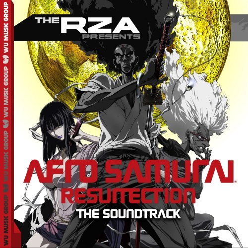 Various Artists Afro Samurai Resurrection Explicit Version
