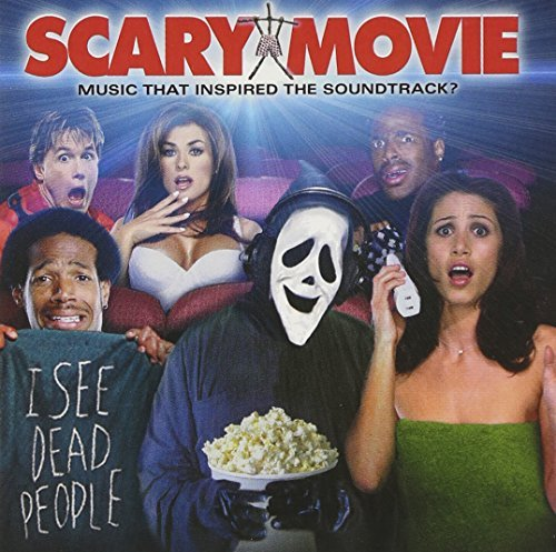 Various Artists Scary Movie Bloodhound Gang Bender Tupac Black Eyed Peas Ram Ones