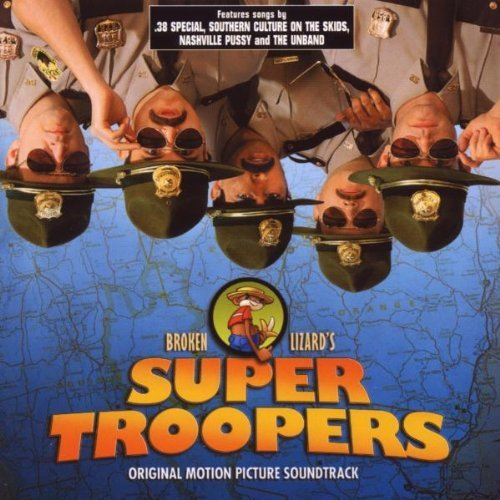 Various Artists Super Troopers