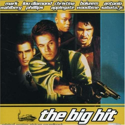 Big Hit Soundtrack Red Rat E 40 Latanya Wahlberg Sugarhill Gang Beenie Man