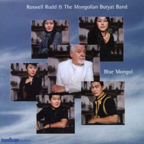 Roswell & The Mongolian B Rudd Blue Mongol