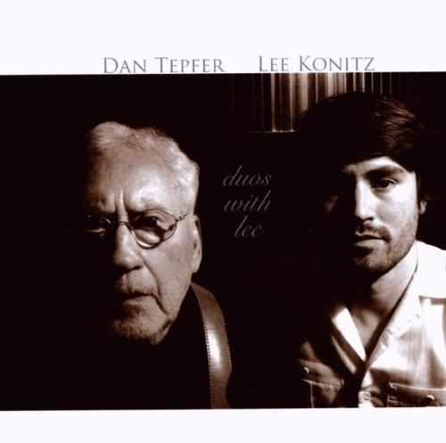 Dan & Lee Konitz Tepfer Duos With Lee