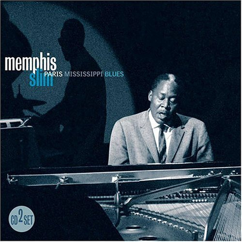 Memphis Slim Paris Mississipi Blues 2 CD Set