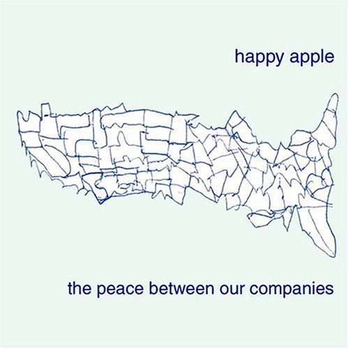 Happy Apple Peace Between Our Companies